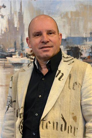 Jan C. Herweijer Portret
